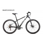 "TRINX : M136E จักรยานเสือภูเขา เฟรมอลูฯ ซ่อนสาย 21สปีด ดิสเบรค ล้อ27.5"""
