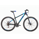 """TRINX : M136Pro จักรยานเสือภูเขา เฟรมอลูฯ ซ่อนสาย 21สปีด ดิสเบรค ล้อ 29"""""""
