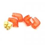 ขาย X-Tips ขั้ว DIY สำหรับทำสายขั้ว MMCX (Shure) 4 สี 2 แบบ (ตรง และ งอ)
