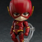 Pre-order Nendoroid Flash: Justice League Edition
