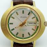 นาฬิกาเก่า ATLANTIS ออโตเมติก