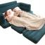 pull out sofa bed intex แถมสูบลมไฟฟ้า + ส่งฟรี thumbnail 2
