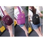 พรีออเดอร์!!! fashion กระเป๋าสะพายไหล่ สไตล์เกาหลี รุ่น 2106