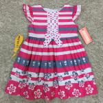เสื้อผ้าเด็ก (พร้อมส่ง!!) 041060-17 Size 12m I 18m I 24m