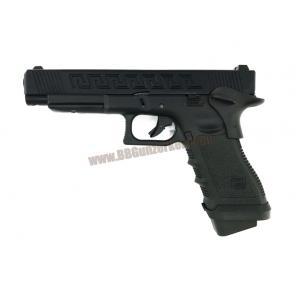 R34-J : Glock34 J Custom ดำ - ARMY Armament