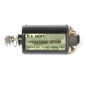 มอเตอร์ ซุเปอร์ ไฮ-ทอร์ค U.S. Army Commander GP500 แกนสั้น