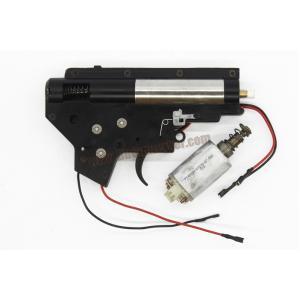 Gearboxสำเร็จ V.2 บูช 8mm สายไฟออกหน้า + มอเตอร์ - CYMA