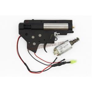 Gearboxสำเร็จ V.2 บูช 8mm สายไฟออกหลัง + มอเตอร์ - CYMA