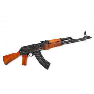 AK47 EBB บอดี้เหล็กจริงไม้จริง - A.P.S. ASK206A (เวอร์ชั่น ทำเก่า)