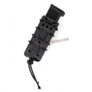 ซองแม๊กปืนสั้น G-Code Scorpion สีดำ