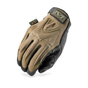 ถุงมือเต็มนิ้ว Mechanix MPACT สีทราย