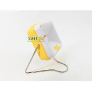 โคมไฟอ่านหนังสือพลังแสงอาทิตย์ (สีเหลือง) 1 SMD LED (แสง ขาว)