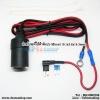 ชุด DIY Fuse tap Micro2 พร้อมปลั๊กจุดบุหรี่สำเร็จรูป