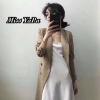 Maxi Dress หรือ สูทยาว เข้ารูป