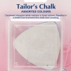 Tailors Chalk Triangular 3 Colours
