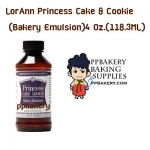 LorAnn Princess Cake (Bakery Emulsion) 4 Oz. (118.3ML)