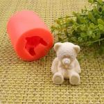 ซิลิโคนสำหรับทำฟองดองท์ กัมเพส รูปหมี