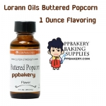 LorAnn Buttered Popcorn Super Strength 1 Oz.(29.5 ml)