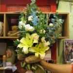 ช่อดอกไม้ วาเลนไทน์ 10
