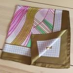 ผ้า ซิล ผสม โพลีเอสเตอร์ ST04-002