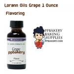 Lorann Oils Grape 1 Ounce Flavoring