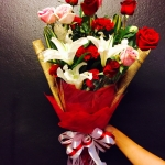 ช่อดอกไม้ 03