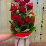 ช่อดอกไม้ วาเลนไทน์ 13