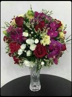 แจกันดอกไม้21