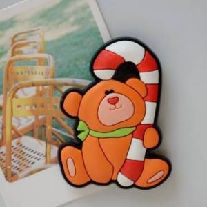 โมล พิมพ์ซิลิโคน รูปหมี (พิมพ์ 2 มิติ)