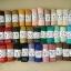 ผ้าคลุม วิสคอส viscose สีพื้น เนื้อยับ HJ1164 thumbnail 1