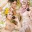 Aura Rich Perfect Face Makeup แป้งพัฟ+พาเลทเมคอัพ กันน้ำ100% thumbnail 12