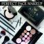 Aura Rich Perfect Face Makeup แป้งพัฟ+พาเลทเมคอัพ กันน้ำ100% thumbnail 10
