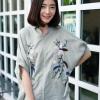 เสื้อญี่ปุ่นงานผ้าฝ้ายเนื้อดี