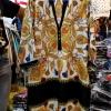เสื้อกึ่งเดรส ผ้าซาตินงานสวยมากๆคร่า