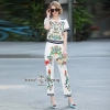 D&G Heaven Cupid Print With Pants Set