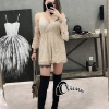 Golden Lady Lace Girly Short Jumpsuite