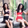 Set Bikini CoCA-Cola 3 ชิ้น