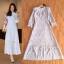 Maxi Dress แขนยาว thumbnail 5