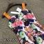 เดรสลายแบรนคอลเลคชั่นล่าสุด สั่งปริ่นลายผ้าด้วยระบบดิจิตอลวางชั้นสีอย่างละเอียด thumbnail 4