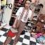 Set เสื้อ+กางเกง+ผ้าผูกผม Gucci 3ชิ้น thumbnail 1