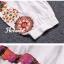 Dress คอวี แขนตุ๊กตา thumbnail 12