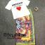 เสื้อยืดคอกลม สกรีนลายสวย ปังสุด มาคู่กับจั้มกางเกงทรงป้ายแต่งซิบข้าง thumbnail 3