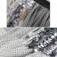 กระโปรงผ้าตาข่ายลายจุดเล็กยาว 5 ส่วนประดับการปักเลื่อม thumbnail 9