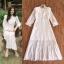 Maxi Dress แขนยาว thumbnail 8