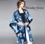 เสื้อคลุมกิมมะผ้าSilkเนื้อสวยมันวาว thumbnail 2