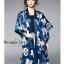 เสื้อคลุมกิมมะผ้าSilkเนื้อสวยมันวาว thumbnail 1