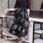 Dress คอปีน แขนศอก เนื้อผ้าลูกไม้ thumbnail 12