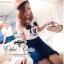 เสื้อผ้าเกาหลี พร้อมส่งแมตช์เซ็ทลุคน่ารักๆ thumbnail 9