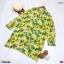 เดรสเชิ้ตลายสับปะรด ทรงโอเวอร่ไซร์ thumbnail 12