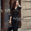 Luxury Jumpsuit Lace Fashion Style Korea thumbnail 2